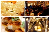 White & Gold New Year's Eve Party at Fig & Olive Melrose Place - Party | Holiday Event | Food & Drink Event in Los Angeles.