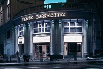 Teatro Brancaccio - Theater in Rome.
