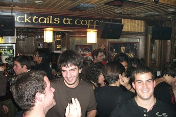 La Casa de la Cerveza - Bar in Madrid.