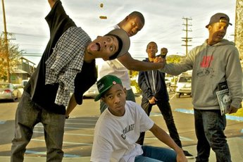 Odd Future Wolf Gang Kill Them All (OFWGKTA)