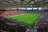 Allianz Riviera - Stadium in French Riviera.