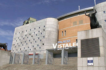 Palacio Vistalegre - Arena | Concert Venue in Madrid.