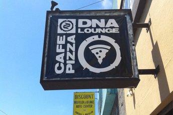 DNA Lounge - Nightclub in San Francisco.