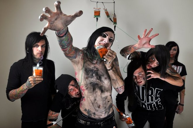 Photo of Motionless in White