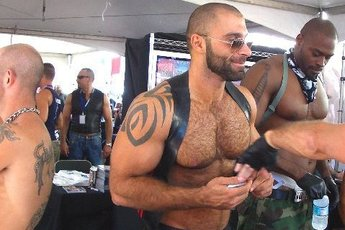 Folsom Street Fair - Concert | Fashion Event | Street Fair in San Francisco.