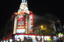 Le Grand Rex - Concert Venue in Paris.