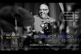 Jazz at the CAP - Ignacio Berroa Quartet: Afro-Cuban Jazz & Beyond (A Presentation & Performance) - Concert | Screening in Los Angeles.