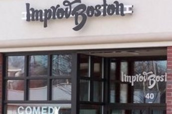 ImprovBoston - Comedy Club in Boston.