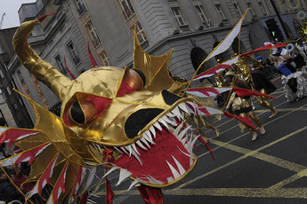 London's New Year's Day Parade - Concert | Parade in London.