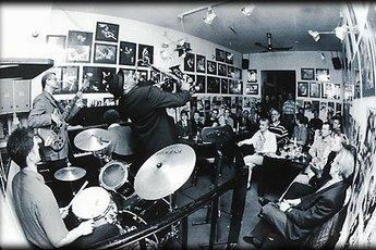 Badenscher Hof - Jazz Club in Berlin.
