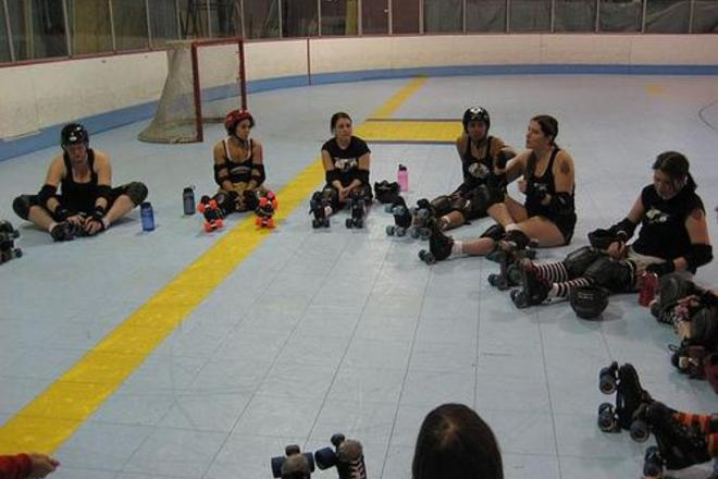 Photo of Boston Derby Dames