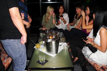 Above Allen - Hotel Bar   Lounge in New York.