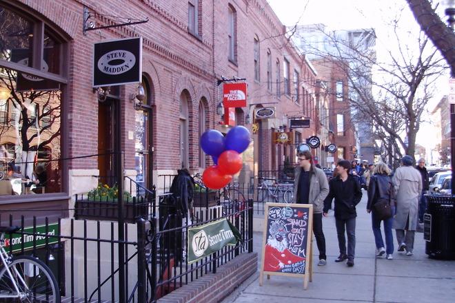 Photo of Newbury Street