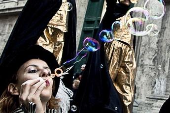 Carnevale di Roma - Arts Festival | Concert | Dance Festival | Equestrian | Fair / Carnival | Show in Rome.