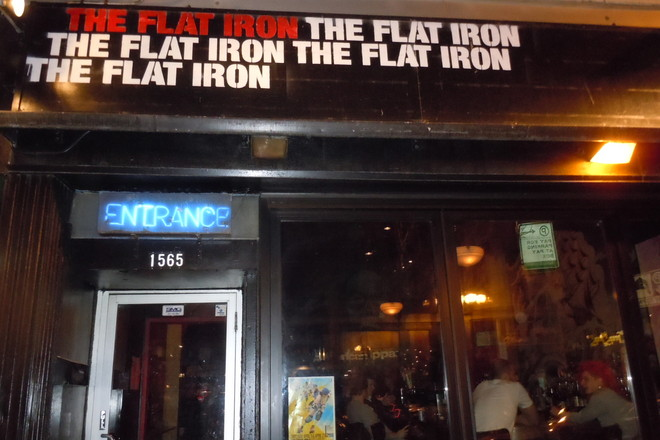 Photo of The Flat Iron