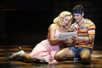 Xanadu - Musical in Chicago.