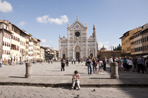 Santa Croce, Florence.