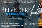 New Year's Eve 2017 Belvedere Ball at Station 4  - Party | Holiday Event in Washington, DC.