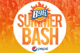 B96 SummerBash - Concert in Chicago.