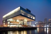 The Institute Of Contemporary Art - Museum in Boston.