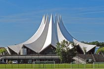 Tempodrom - Concert Venue in Berlin.