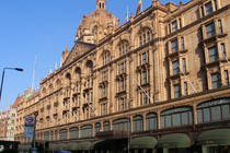 Harrods - Landmark | Mall | Shopping Area in London.