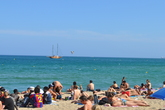 Barceloneta Beach - Beach | Outdoor Activity in Barcelona