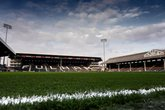 Craven Cottage - Stadium in London