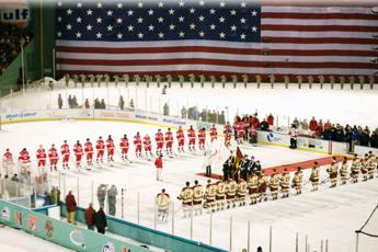 Frozen Fenway - Ice Hockey | Sports | Winter Sports in Boston.