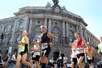 Berlin Marathon - Running in Berlin.