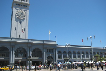 Ferry Plaza Farmers Market - Farmer's Market | Plaza | Shopping Area in San Francisco.