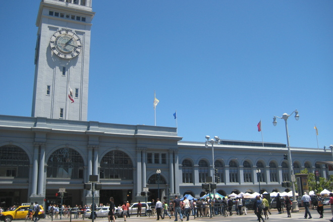 Photo of Ferry Plaza Farmers Market