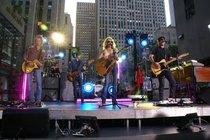 Today Show Summer Concert Series - Concert in New York.
