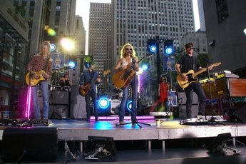 Today Show Summer Concert Series - Concert in New York.