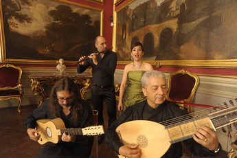 Sounds and Visions of Caravaggio - Concert | Performing Arts | Tour in Rome.