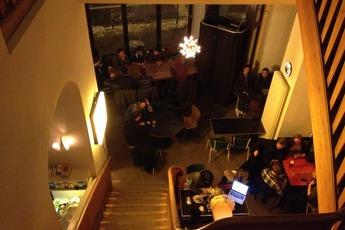 Sankt Oberholz - Café | Coffeeshop in Berlin.