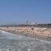 Santa Monica Beach - Beach | Outdoor Activity in Los Angeles.