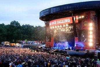 Hard Rock Calling Music Festival in London