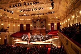 Concertgebouw - Concert Venue in Amsterdam.