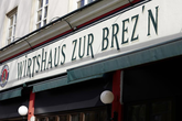 Wirtshaus Zur Brez'n - Beer Hall | German Restaurant in Munich