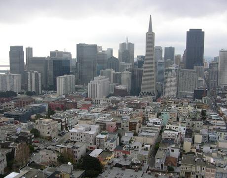 Downtown / Financial District, San Francisco.