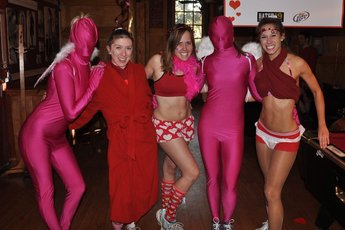 Cupid&#x27;s Undie Run SF - Holiday Event | Running in San Francisco.