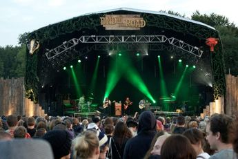 End of the Road Festival - Music Festival in London.