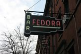 Fedora - Bar | Restaurant in New York.