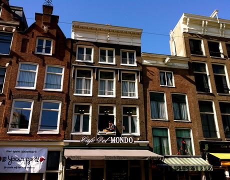 Nieuwmarkt, Amsterdam.