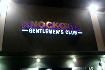 SUPER Football 47 BOWL Party at KNOCKOUTS Gentlemen's Club - Sports | Food & Drink Event | Party in Los Angeles.