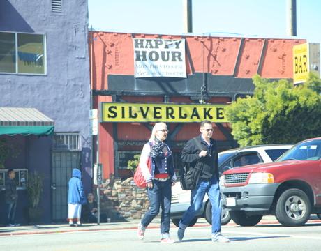 Silver Lake, Los Angeles.
