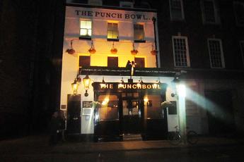 The Punch Bowl - Bar | Pub | Restaurant in London.