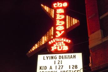 The Abbey Pub & Grill - Live Music Venue | Pub | Restaurant in Chicago.