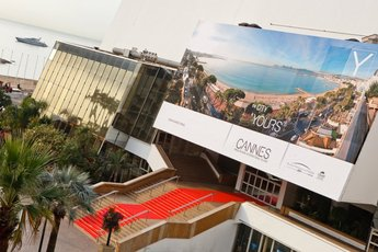 Palais des Festivals et des Congrs - Theater in French Riviera.